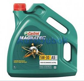 Масло моторное Castrol 4л MAGNATEC A5 Ford 15583D